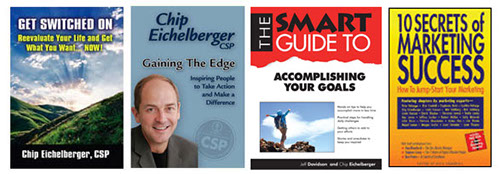 Chip Eichelberger Books