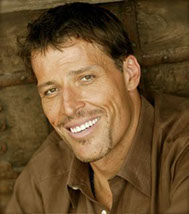 Tony Robbins Motivational Speaker